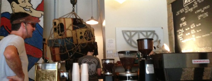 Bow Truss Coffee is one of Chicago Musts.