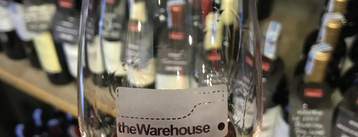 The Warehouse is one of Hanoi.