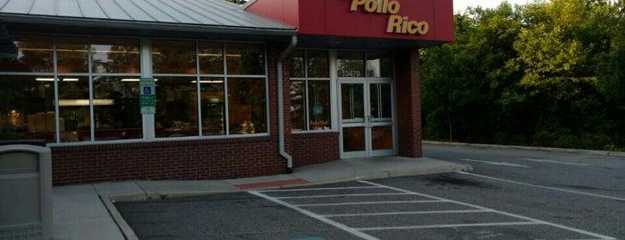 El Pollo Rico is one of Cheap Eats in Washington, DC.