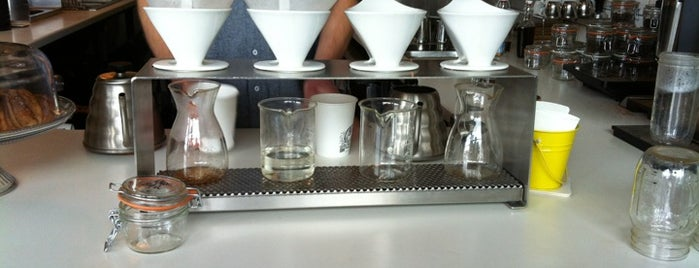 Black Eye Coffee Shop is one of Denver.