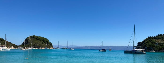 Harami Beach is one of Corfu, Greece.