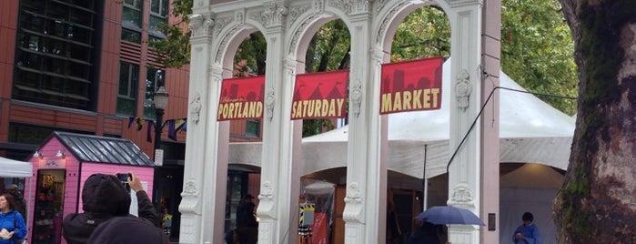 Portland Saturday Market is one of Portland.