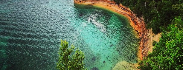 Pictured Rocks Cliffs is one of ~*Munising*~.