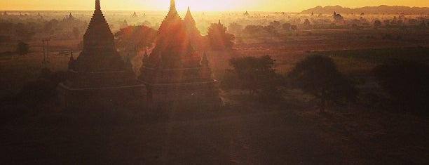 Bagan Archaeological Zone is one of Bagan,  Myanmmar.