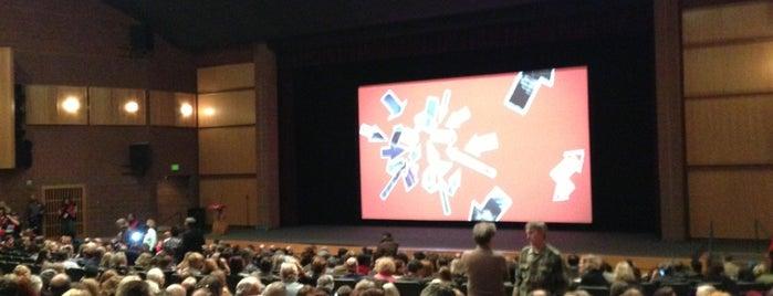 Sundance Film Festival Theatres