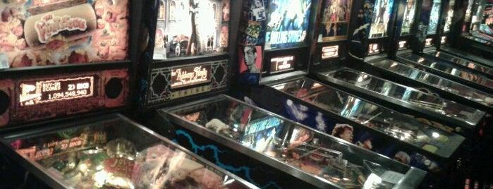 Silver Ballroom is one of Pinball Destinations.