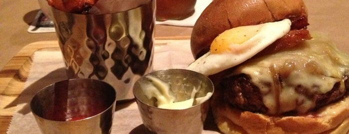 Mussel & Burger Bar is one of Good Food in Louisville.