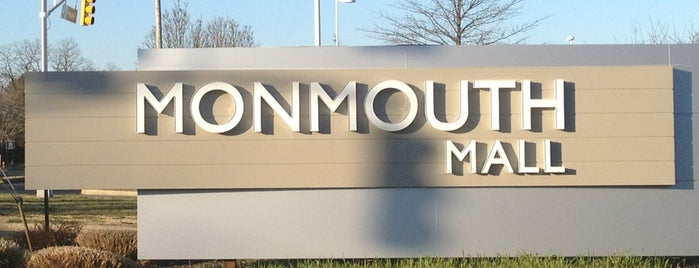 Monmouth Mall is one of Monmouth Fun.