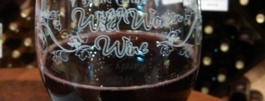Wild Women Wine is one of Locais curtidos por Mary.