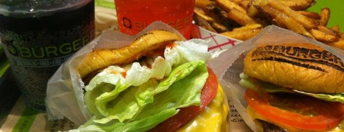 BurgerFi is one of Lynnes list.