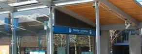 Oakridge - 41st Avenue SkyTrain Station is one of Translink Champion Badge.