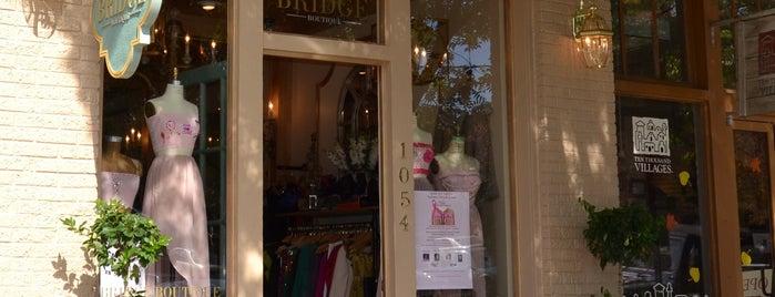 Bridge Boutique is one of Atlanta.