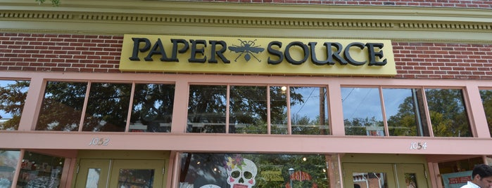 Paper Source is one of ATL.