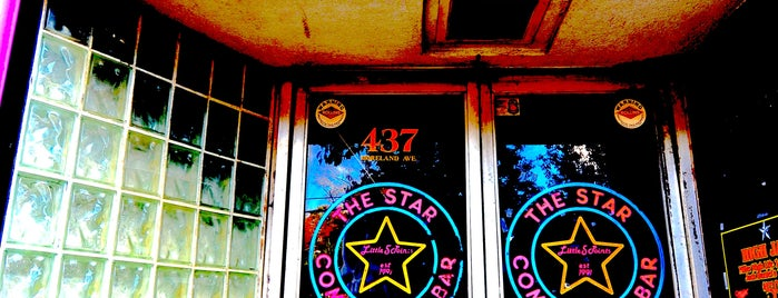 Star Community Bar is one of Bars I've been to.