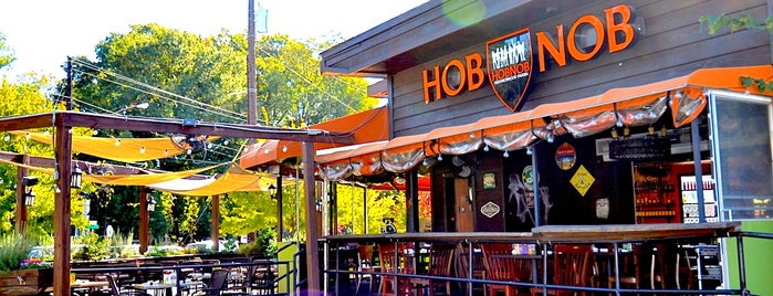 HOBNOB is one of 21st Bar Crawl.