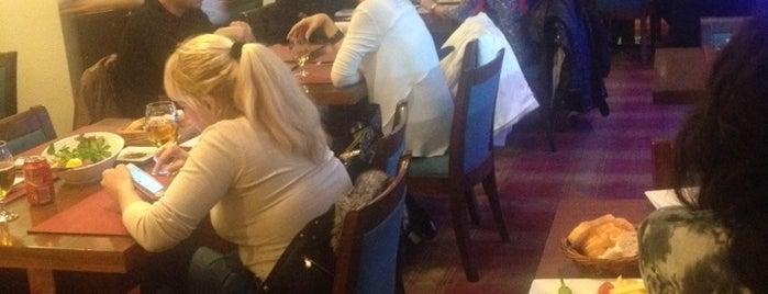 Amethyst Hotel Restaurant-Bar is one of Posti che sono piaciuti a İsmail.