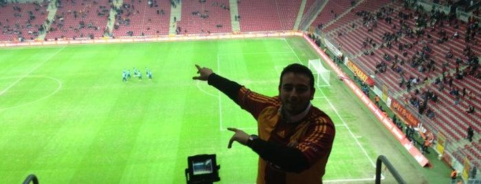 Nef Stadyumu is one of Posti che sono piaciuti a İsmail.
