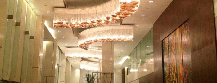 Holiday Inn - Mumbai International Airport is one of Posti che sono piaciuti a Metin.