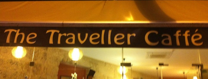 The Traveller Caffé is one of Porto - wish list.