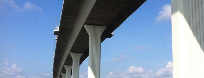 Stuart Causeway is one of Florida.