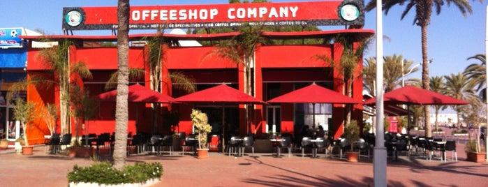 Coffee Shop Company is one of Marokko.