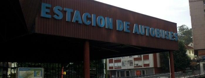 Estación de Autobuses de Vigo is one of Mark 님이 좋아한 장소.