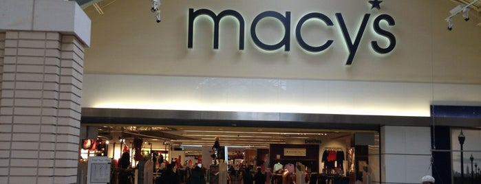 Macy's is one of Stores.