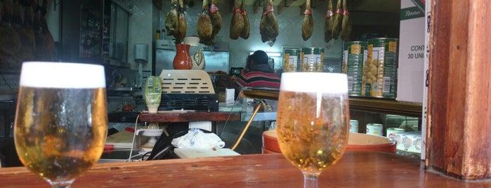 Tasca La Parranda is one of Locais curtidos por Curro.