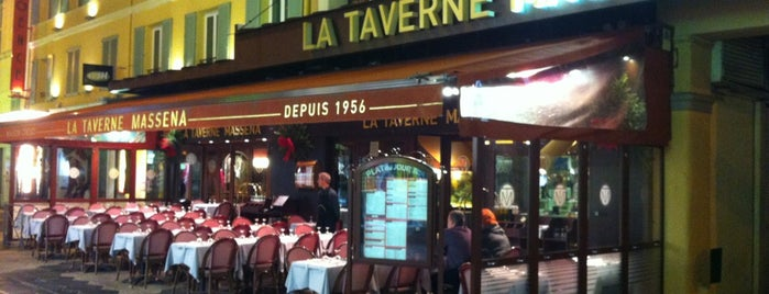 La Taverne Masséna is one of Nice 🇫🇷✅.