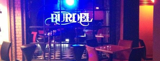 Club Burdel is one of estudios.