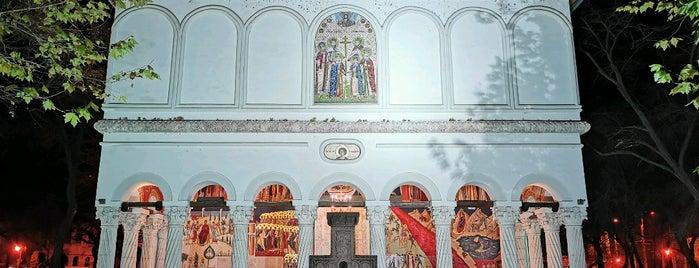 "Biserica Voievodală ""Sfântul Gheorghe Nou"" is one of Carl 님이 좋아한 장소."