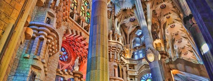Sagrada Família is one of hostel.