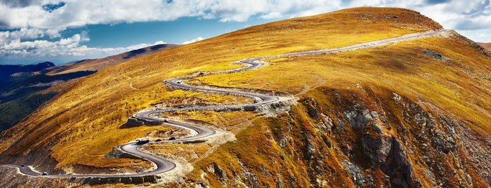 Transalpina is one of Park / plaza / outdoors.