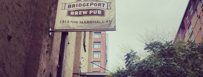 BridgePort Brew Pub is one of PDXcellent.