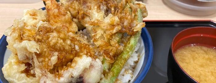 天丼てんや is one of 西院さんのお気に入りスポット.