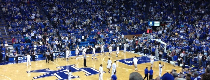 Rupp Arena is one of All Things Sporting Venues....