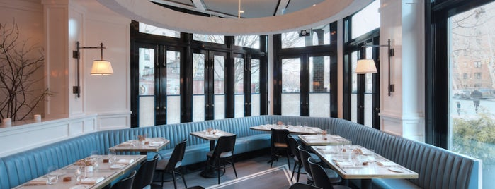 Cafe Clover is one of Pay with Cover at These Manhattan Restaurants.