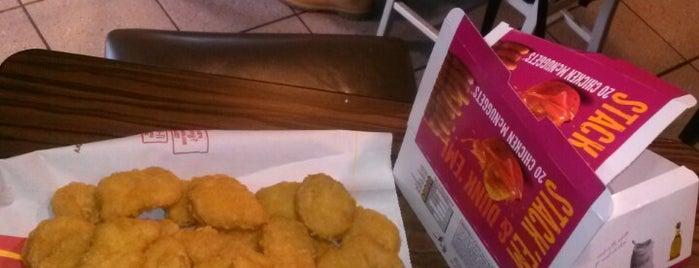 McDonald's is one of Will'in Beğendiği Mekanlar.