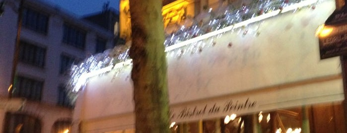 Le Bistrot du Peintre is one of Paris.