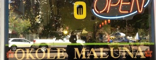 Okole Maluna Hawaiian Grill is one of Colorado Food.