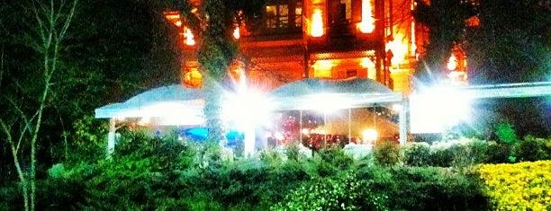 Café Zanzibar is one of Cafe + diger restoranlar.