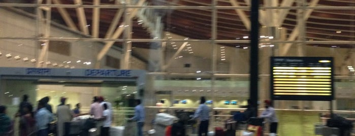 Swami Vivekanand Airport is one of Airports.