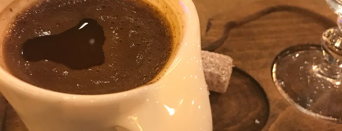 Kubbe-i Hadra Cafe & Bistro is one of Tekin 님이 좋아한 장소.