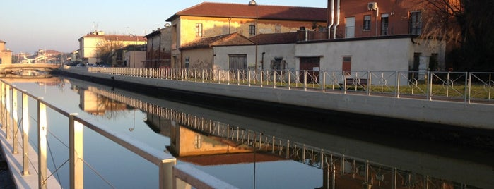 Canale di Cervia is one of Riviera Adriatica 3rd part.