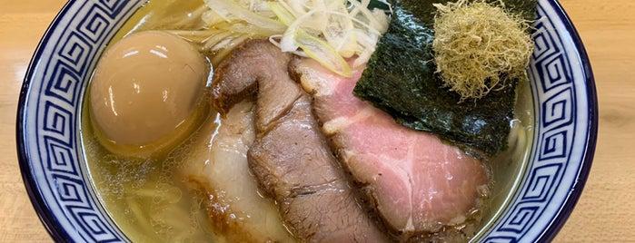 麺処 有彩 is one of Locais curtidos por Masahiro.