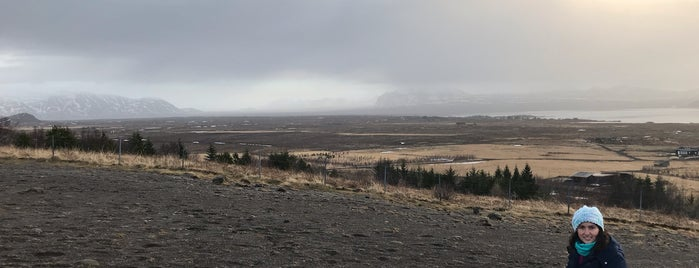 Þingvellir Skálabrekka is one of Iceland.