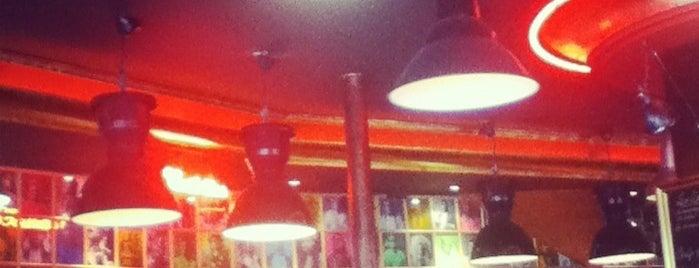 Indiana Café is one of Orte, die Armando gefallen.