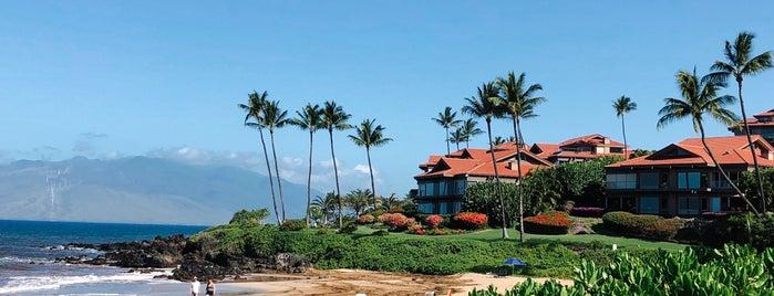 The Wailea Beach Path is one of Maui.
