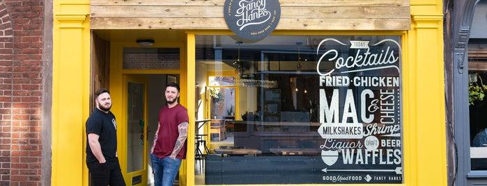 Fancy Hank's Bar & Kitchen is one of York.