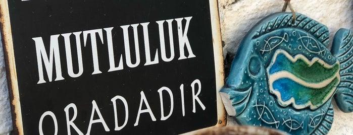 Eşek Şarap Evi & Kumda Kahve is one of Lugares favoritos de Gözde.